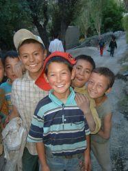 Ladakhi boys