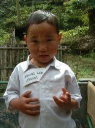 Sikkimese boy