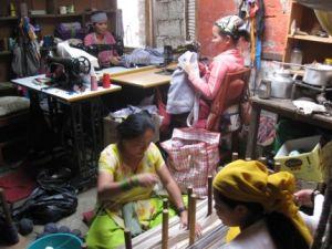 Chetana Women Skill Development Project Workshop