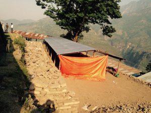 2105 earthquake manbu - Bhuwani Higher Sec School