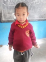 A sponsored child